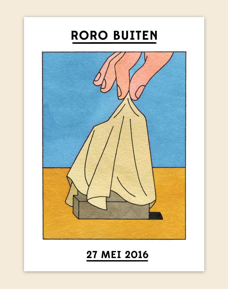 roro 2016 flyer - Seb Ikso Agresti