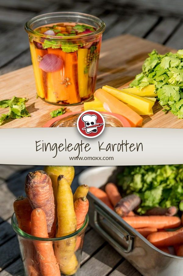 Gemüse und Obst Einkochen – 3 einfache Rezeptideen