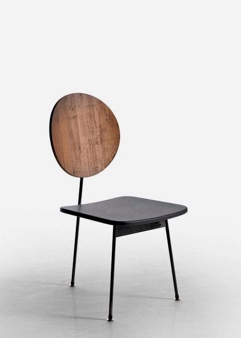 Stefan Siwinski Three Legged Chair 1958 Modern Dining Furniture