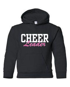Hashtag Cheerleader Life #cheerleaderlife Cheer Gift Idea Pullover Hoodie