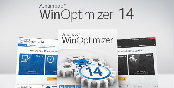 Ashampoo WinOptimizer 14 Aktivierungs-Code