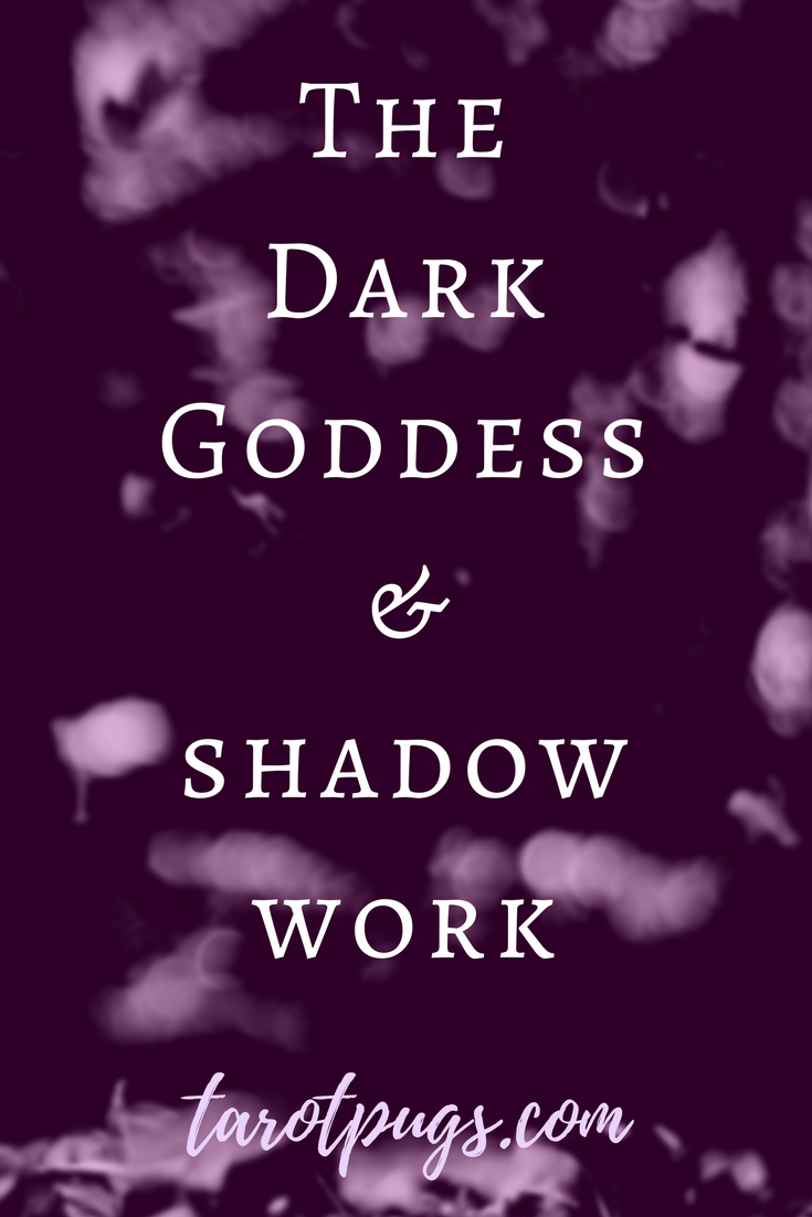 The Dark Goddess Can Be A Guide During The Darkest Times Of Our