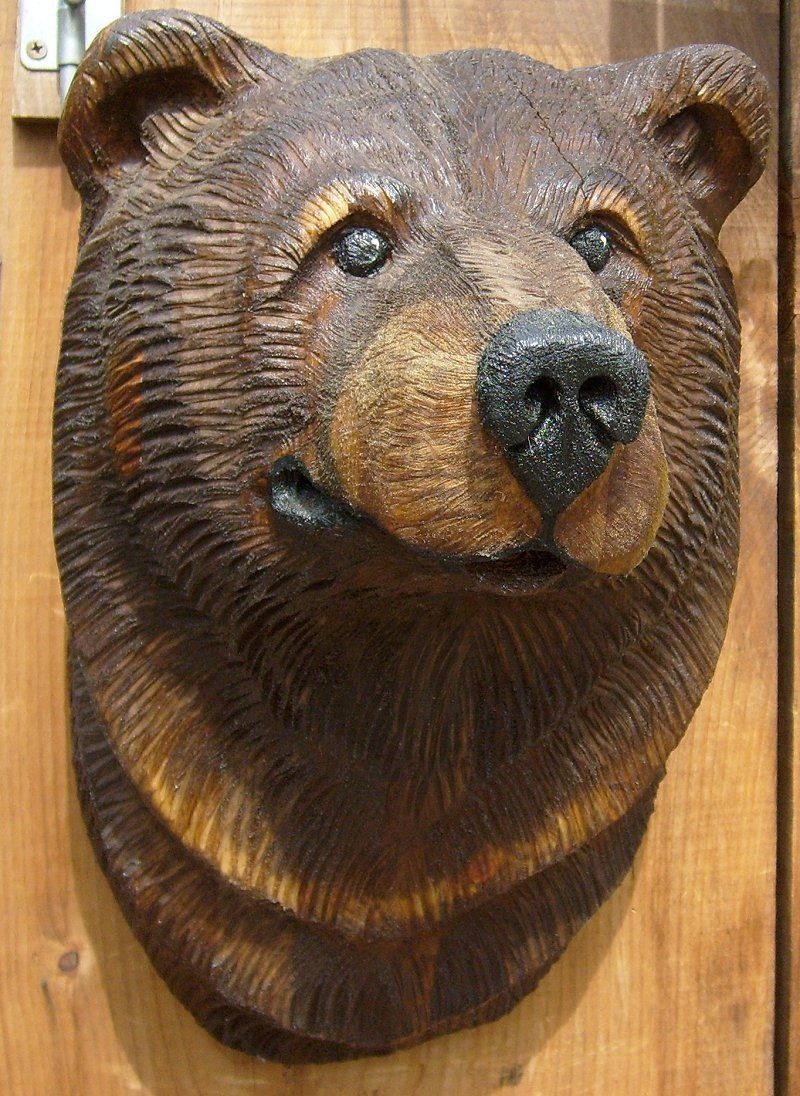 Image detail for peewee s wood carvings nh chainsaw