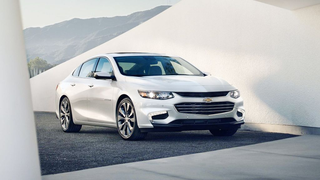 Drive The 2019 Chevrolet Malibu In Dubai For Only Aed 150