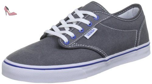 vans atwood low castle rock princess blue