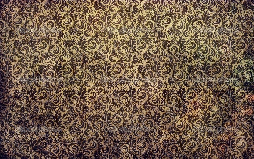 Victorian wallpaper dirty victorian floral wallpaper for Wallpaper on home walls