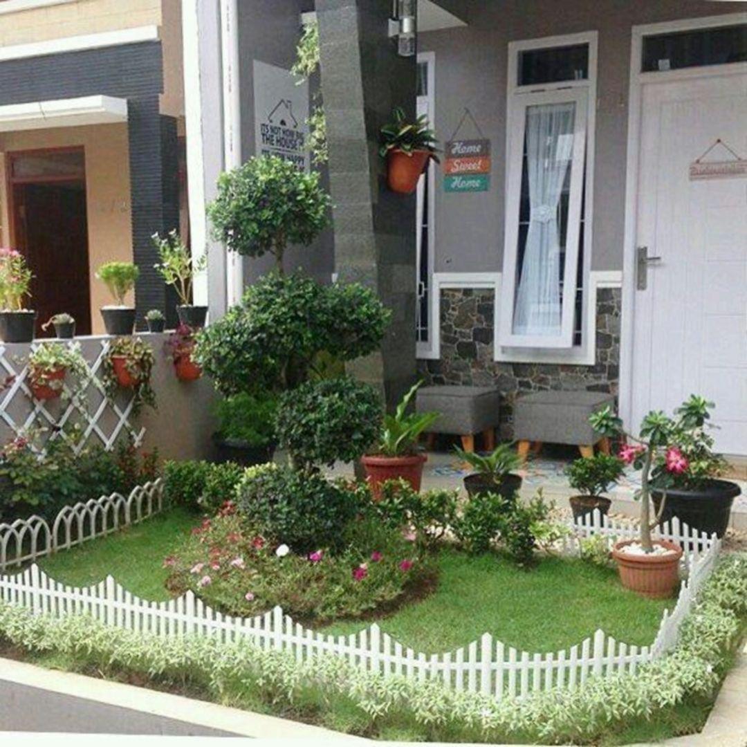 10 Unique and Creative Decorating Ideas in Your Home Small Garden #smallgardenideas