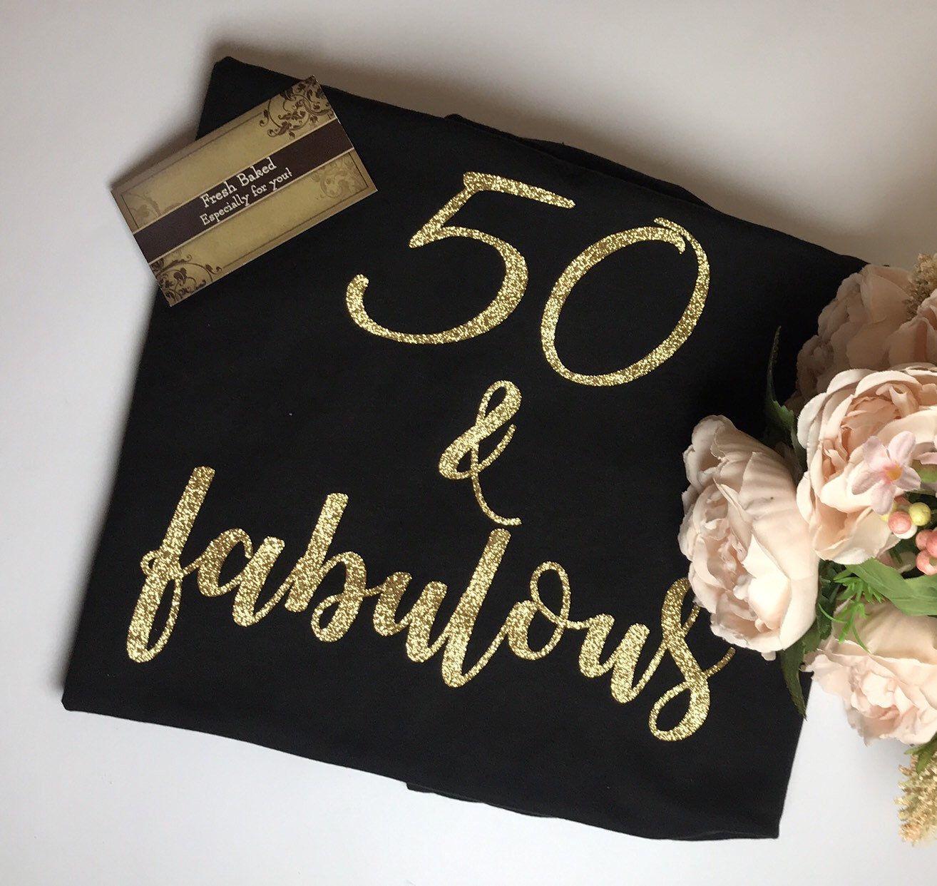 Birthday Crew Group of Birthday Crew + 50 & Fabulous