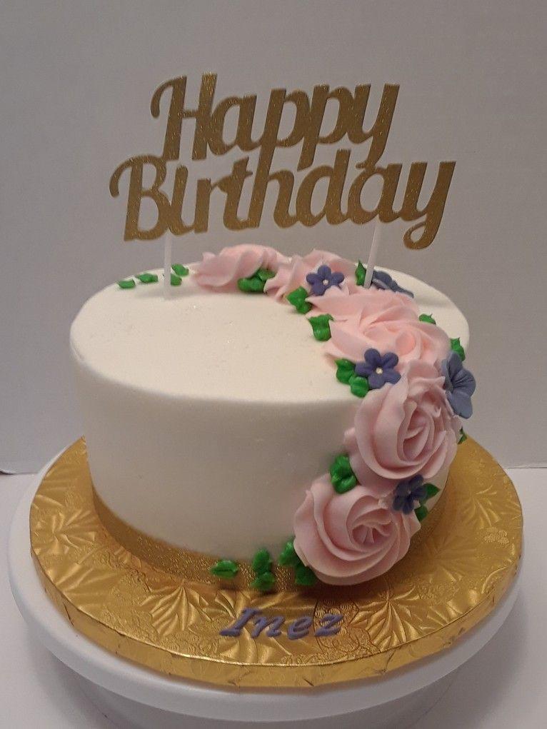 Birthday cake in 2020 cake desserts birthday cake