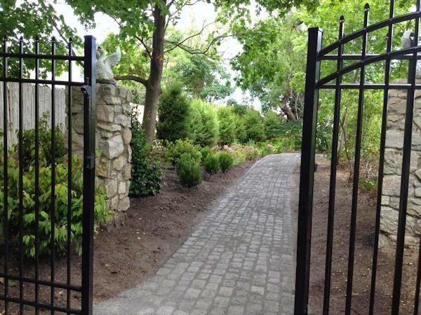 Entwurf eines Long Island Native Garden Teil II #immergrünesträucher