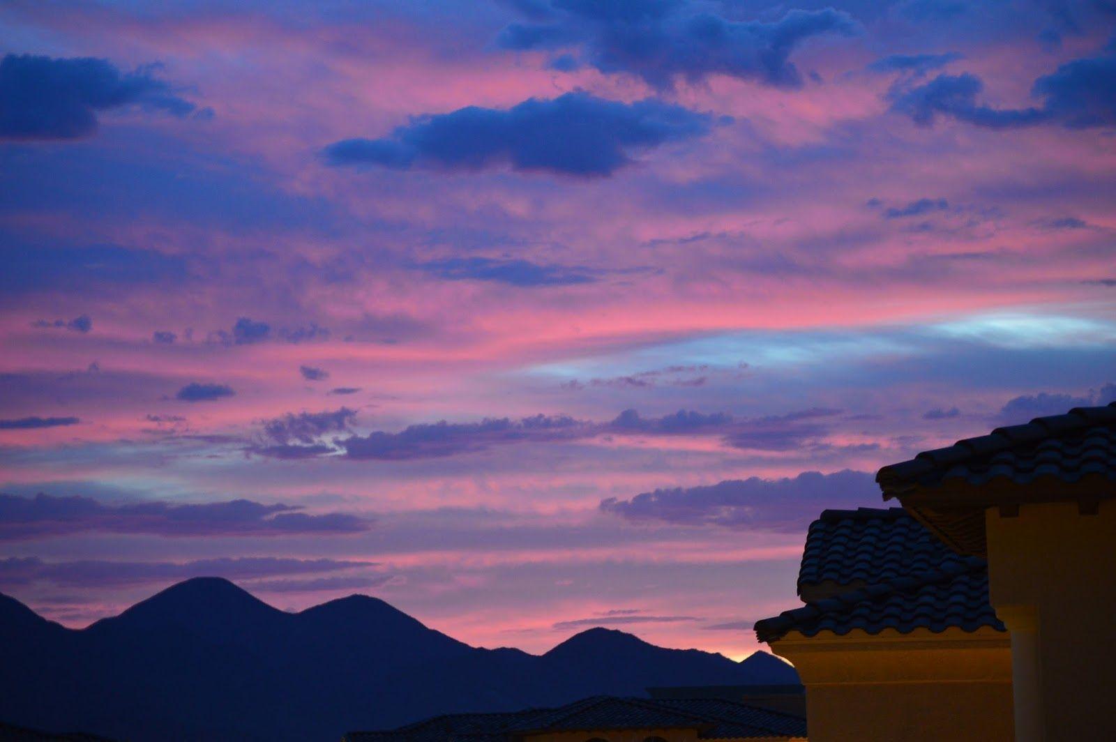 Annabanana: Arizona Sunrise
