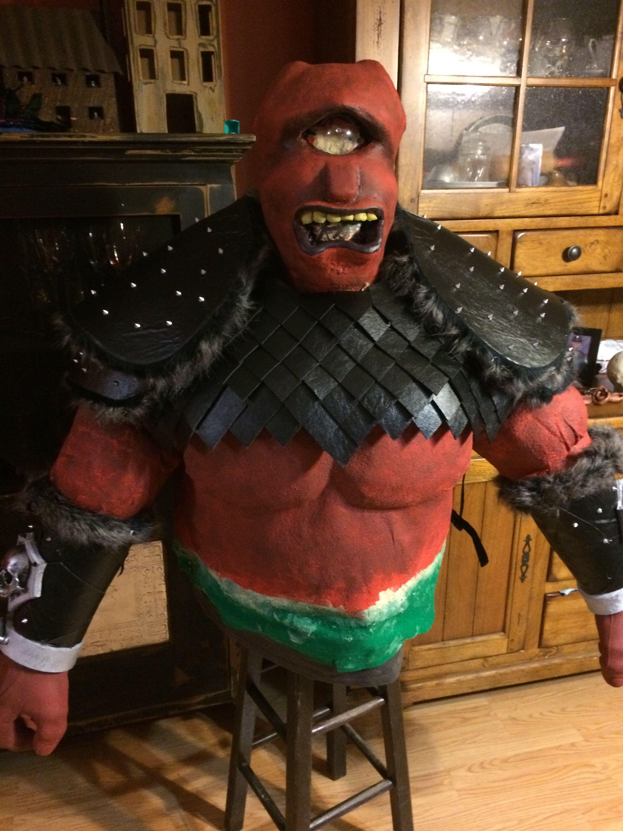 pinbrandon p on cyclops halloween costume | pinterest | cyclops