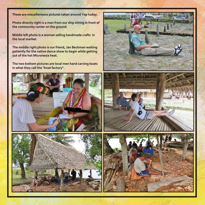 Page 282 - Volume Challenge- 2014 World Cruise - Yap, MIcronesia