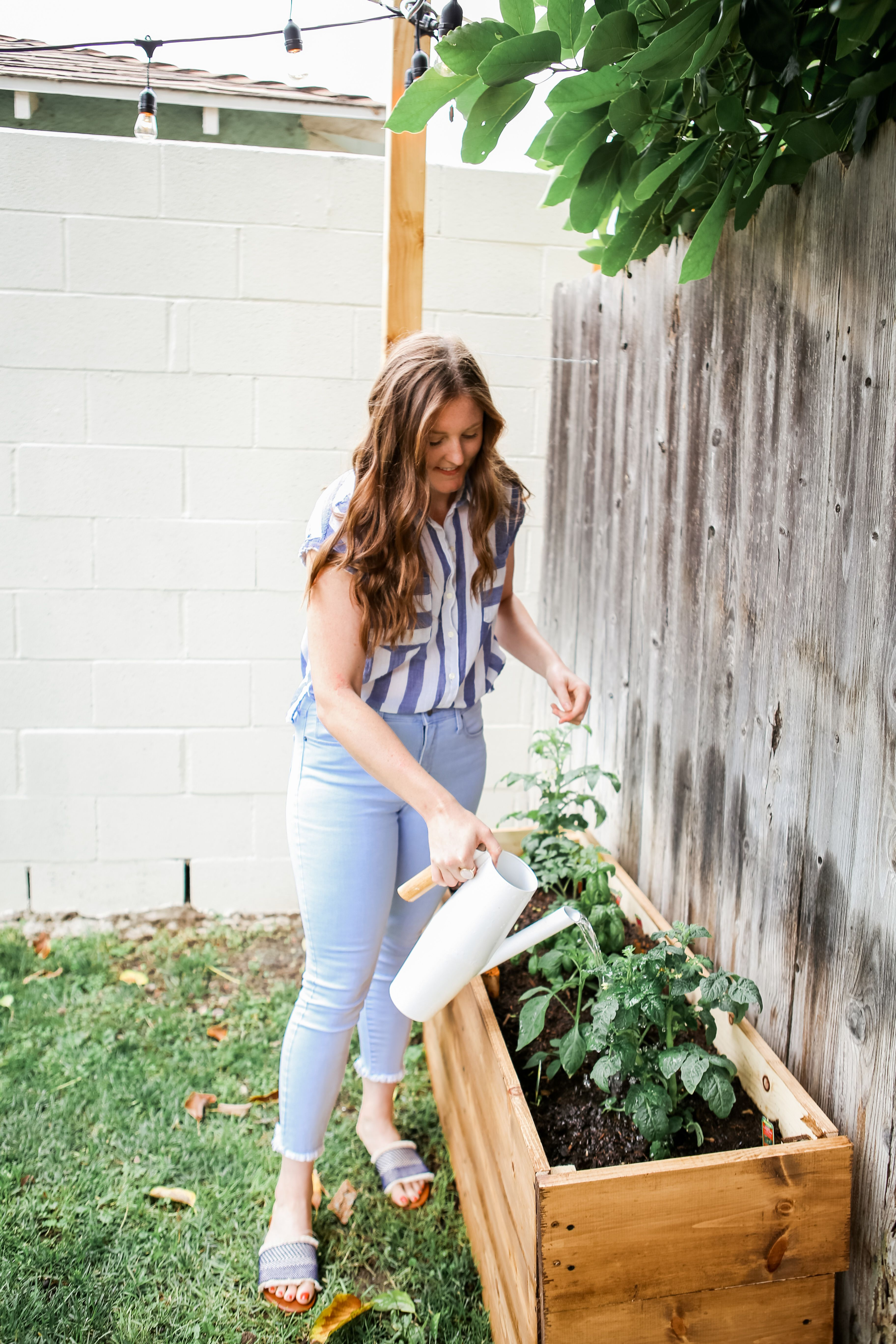 Diy Wooden Herb Garden Planters For Less Than 100 Garden Planters Diy Outdoor Planter Boxes Diy Outdoor Planter Boxes