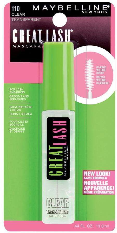 d16971021ba Maybelline Great Lash Clear Mascara Clear | Products | Clear mascara ...