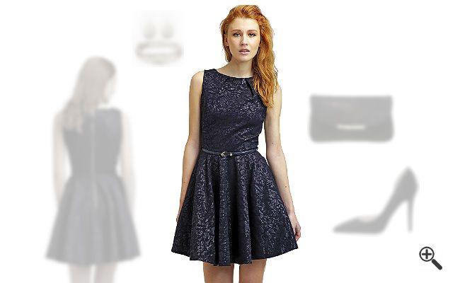 Kleider zum Ausgehen + 3 schöne Outfits für Lusi http://www.kleider ...