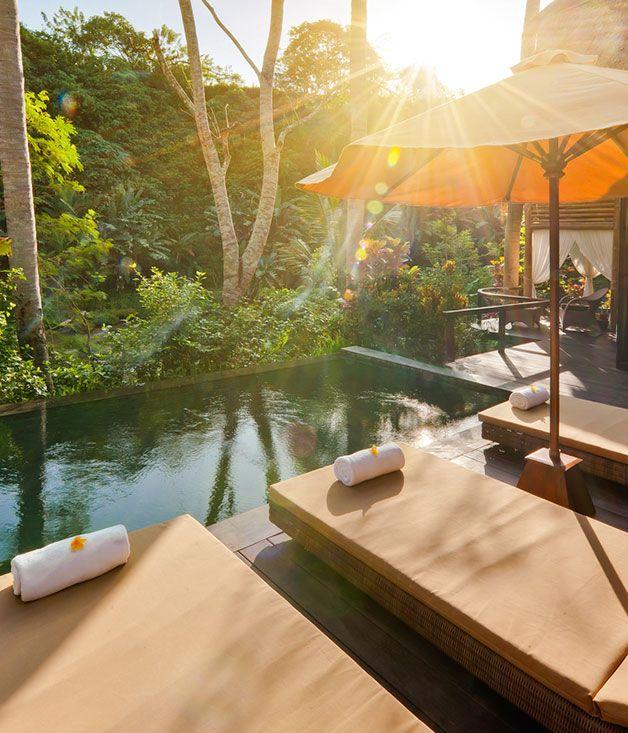 Australian Gourmet Traveller travel news item on Sakti Ritual, Fivelements, Bali.