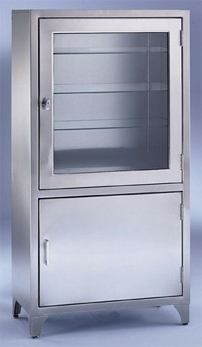 Special Offers Available Click Image Above: Blickman Kay Freestanding Storage Cabinet, 16d X 30w X 60h
