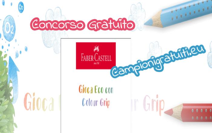 Concorso Faber-Castell vinci prodotti