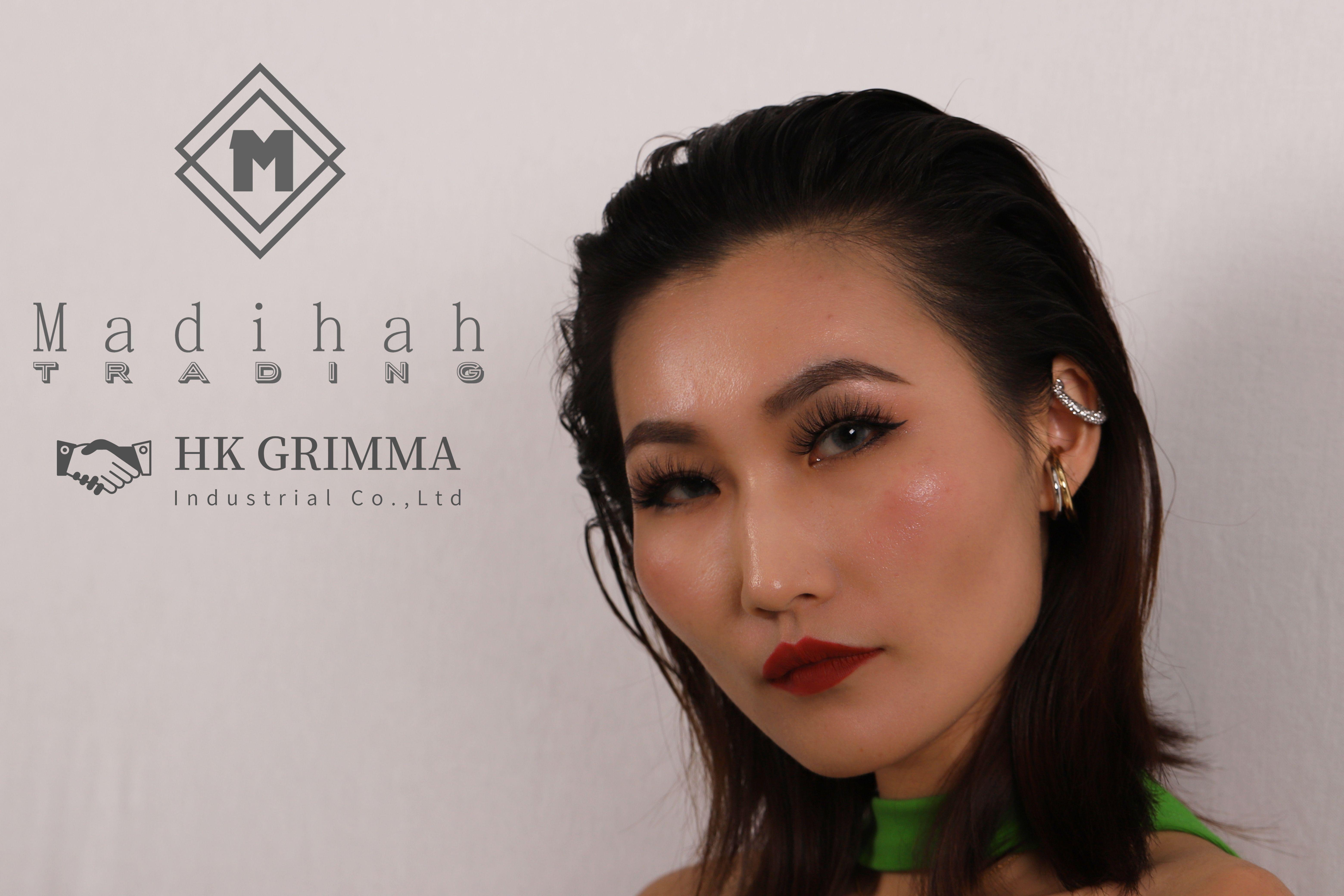 Madihah Trading 3D Mink Lashes Beauty Supply Vendor