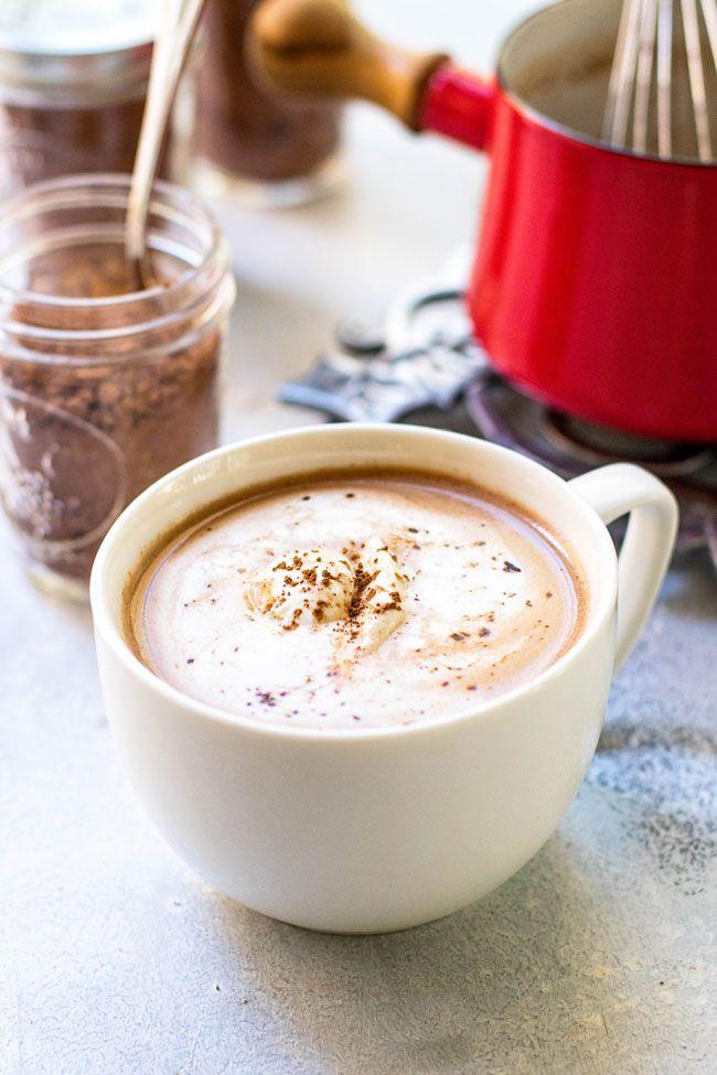 Hot Chocolate Mix | Recipe | Hot chocolate mix, Homemade ...