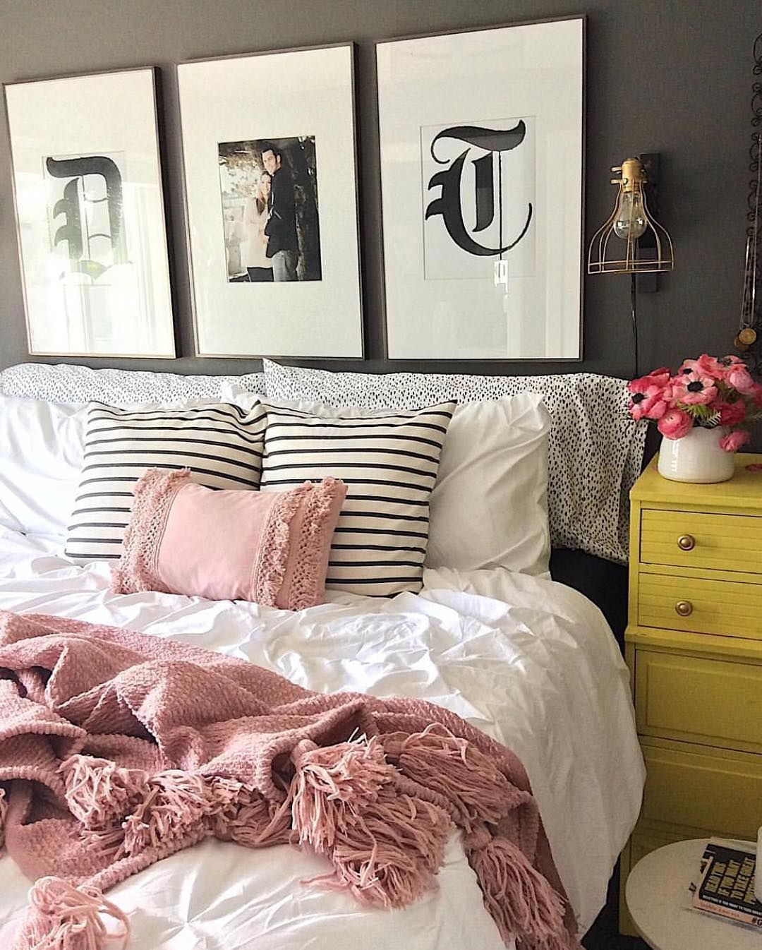 ❤ Dreamy bedrooms on Instagram • photo © @tlee79 #bedroom #bed ...