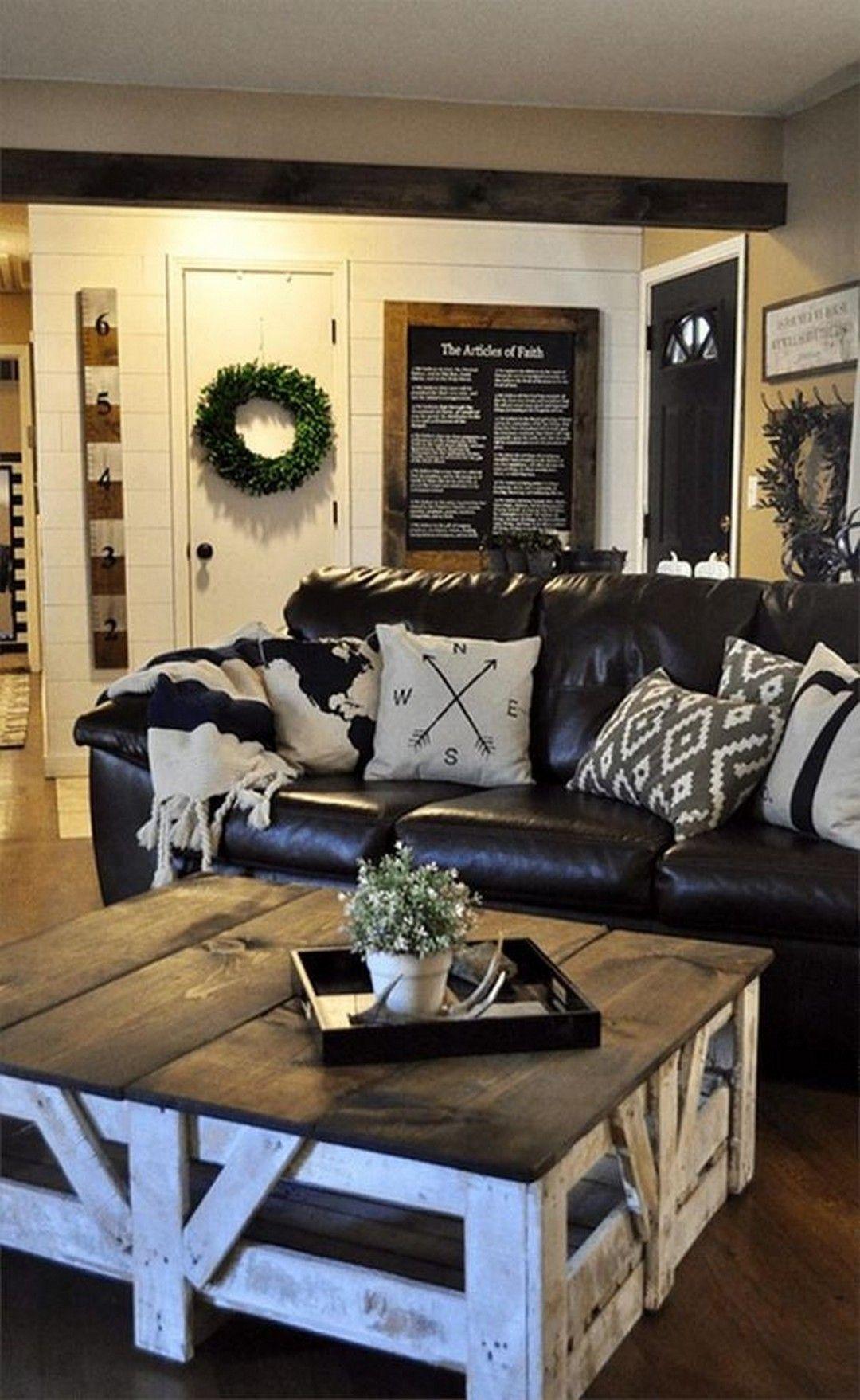 18+ Small farmhouse coffee table model