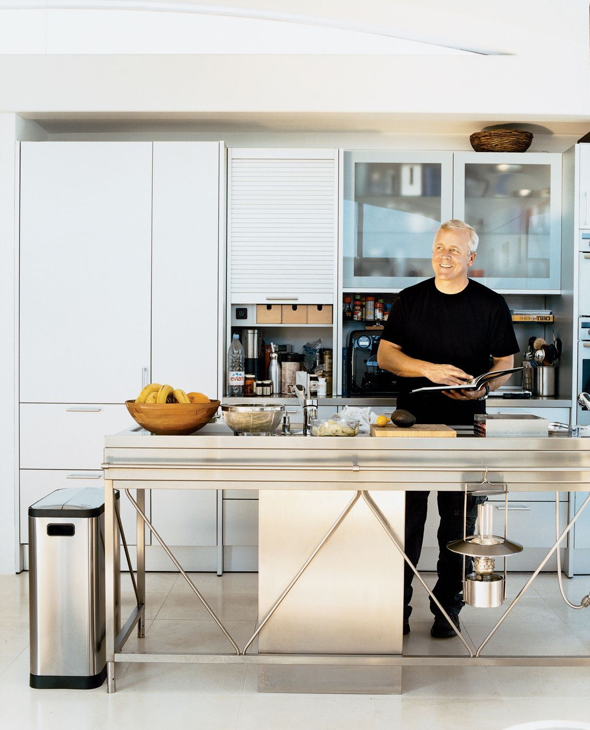 Designer John Picard Isn't Afraid Of Getting His Hands Dirty In Amazing How To Become A Kitchen Designer 2018