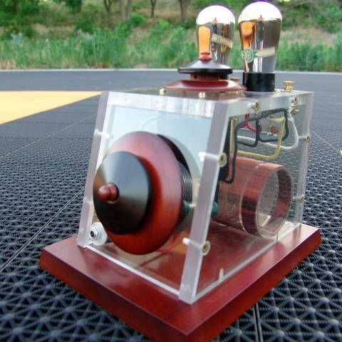 Handmade radios from vintage parts - Boing Boing