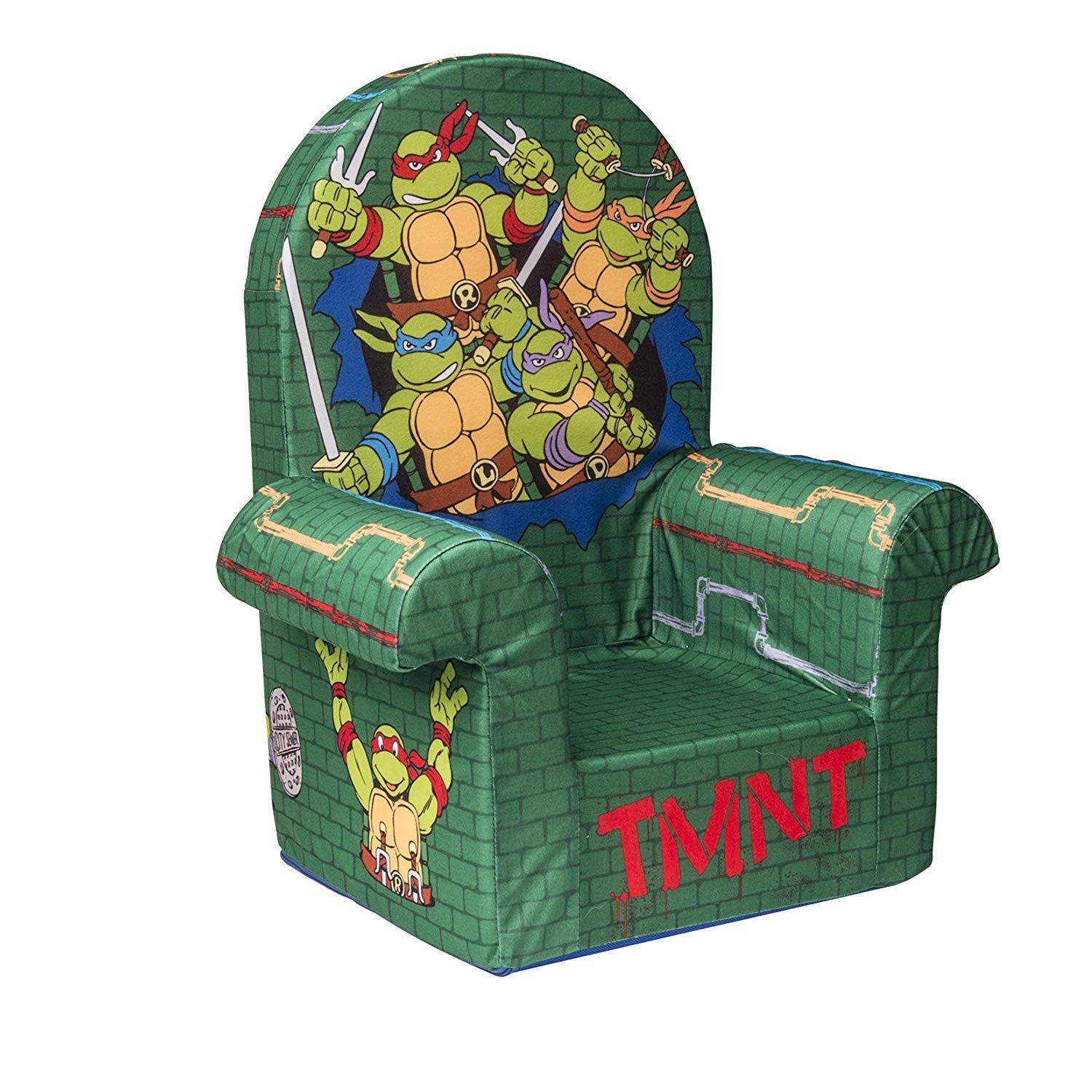 Marshmallow Furniture Teenage Mutant Ninja Turtles Retro