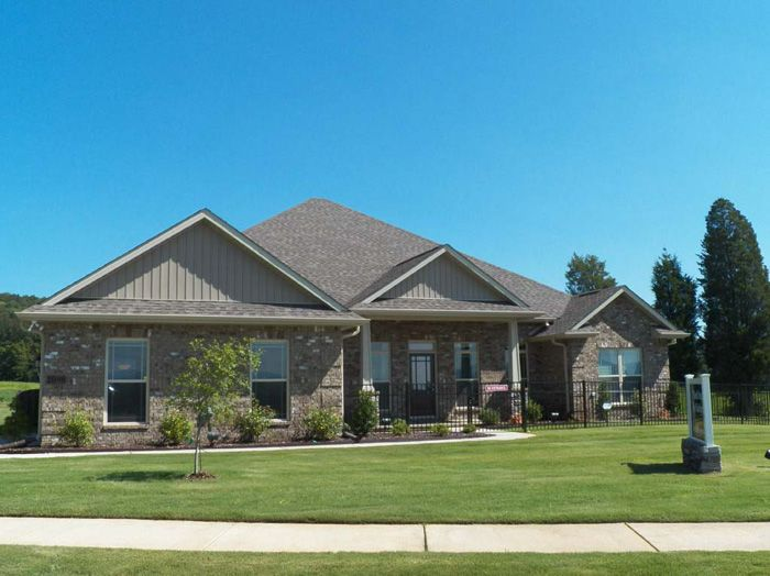 2098 Oak Dairy Lane Sw Breland Homes Model Home 150 S To 300 S Model Homes House Styles Mansions