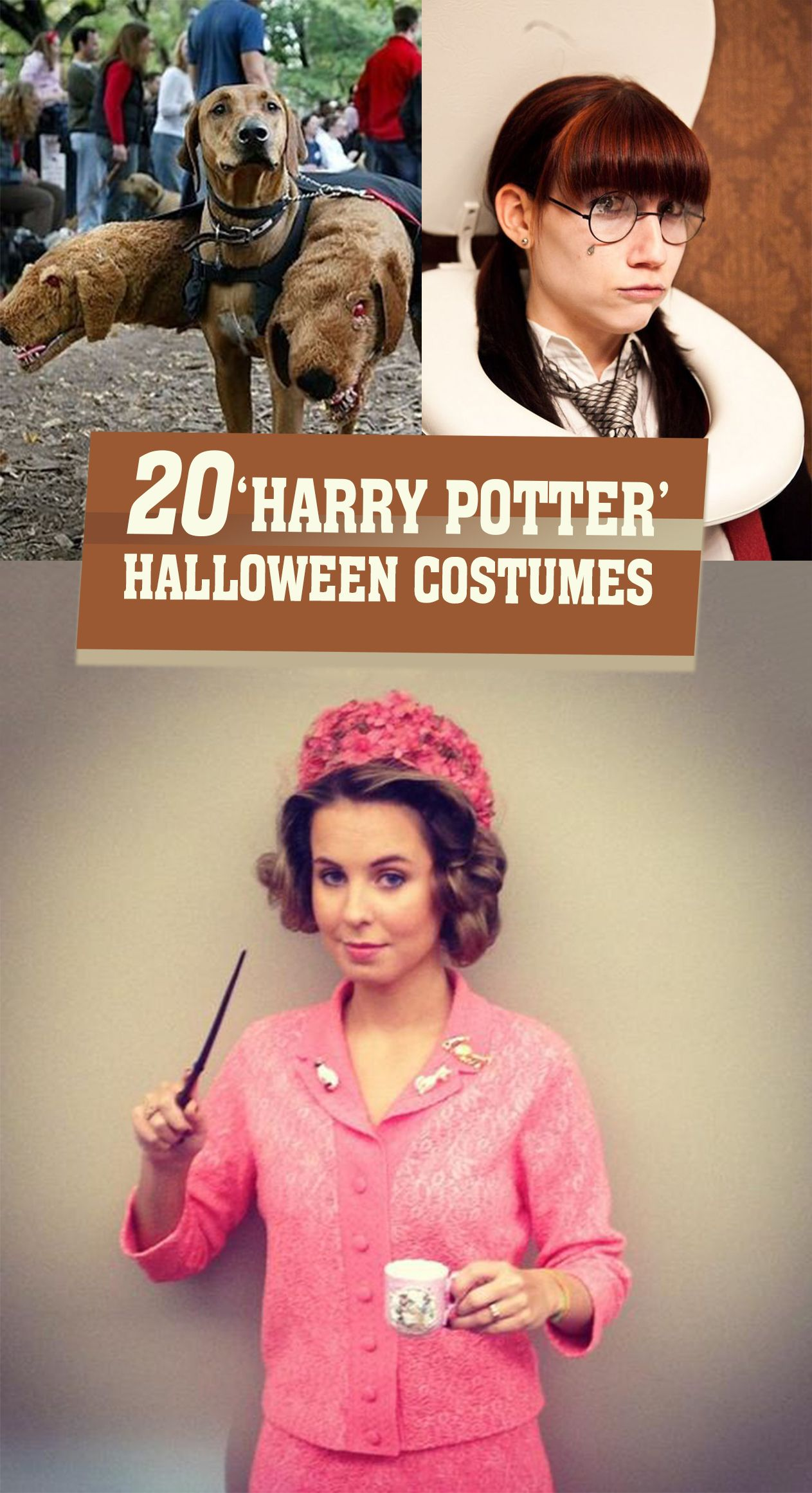 20 Harry Potter Fans get during Halloween | Nerds United ...