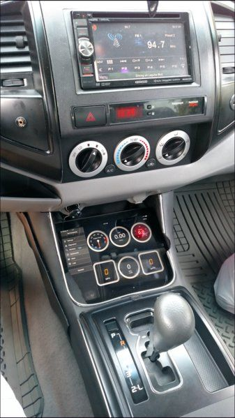 I Want My Technology Toyota Tacoma Accessories Toyota Tacoma Interior 2011 Toyota Tacoma