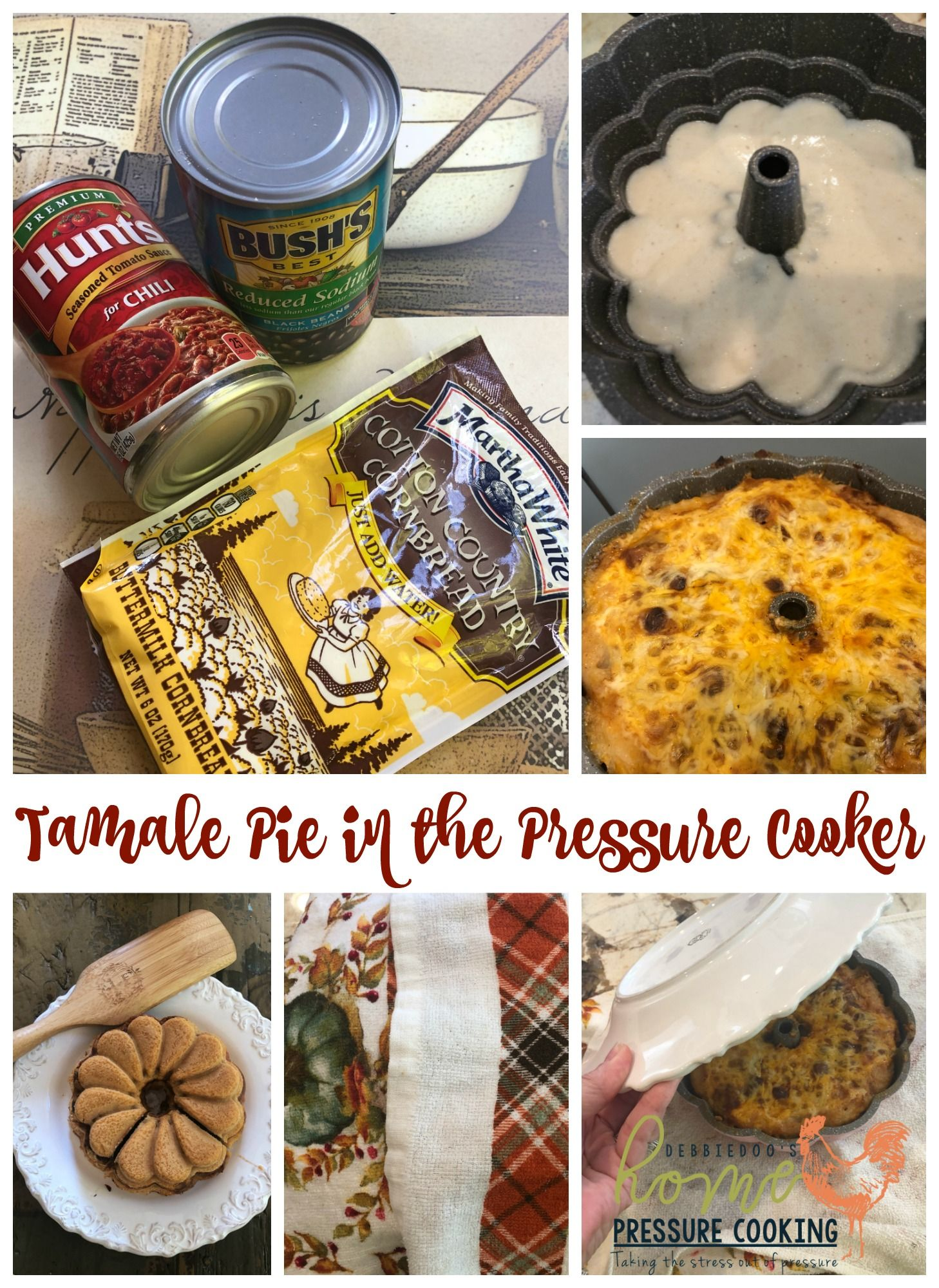 Tamale Pie in the Ninja Foodi Tamale pie, Ninja cooking