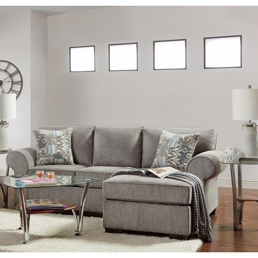 Best Sofatrendz Claire Nickel Grey Sofa Chaise Gray Living 640 x 480
