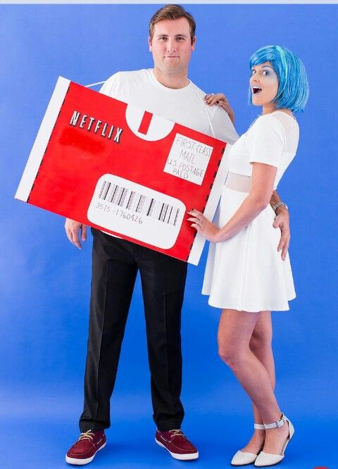Netflix  Chill Halloween Costume Ideas Pinterest Netflix and