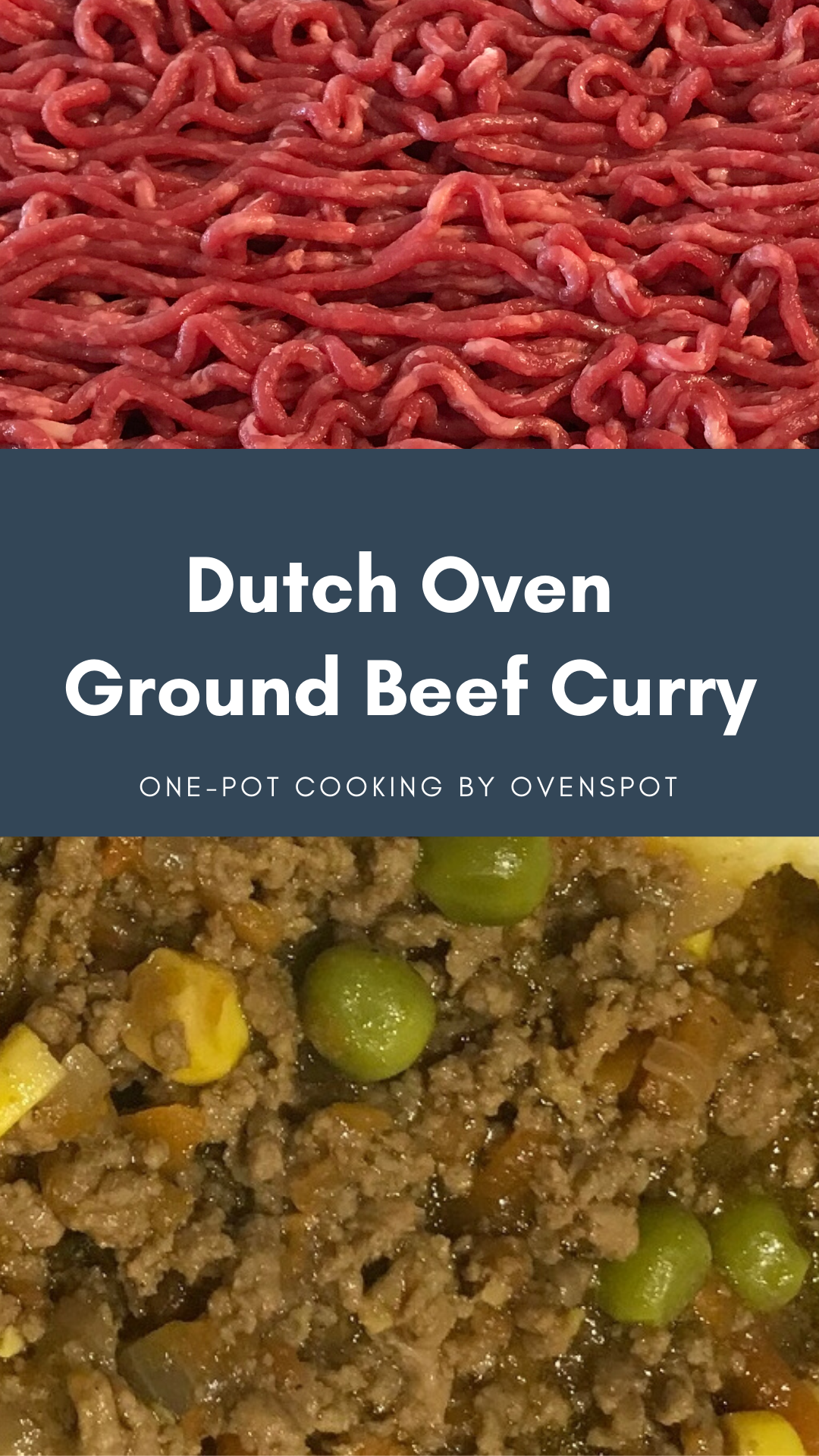 Dutch Oven Ground Beef Curry Ovenspot Recipe In 2020 Beef Curry Ground Beef Beef