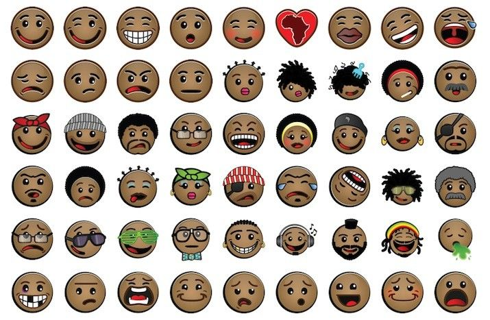 Apple S Black Emojis Are Coming But They Re Not The First Emoji African Black Women Quotes