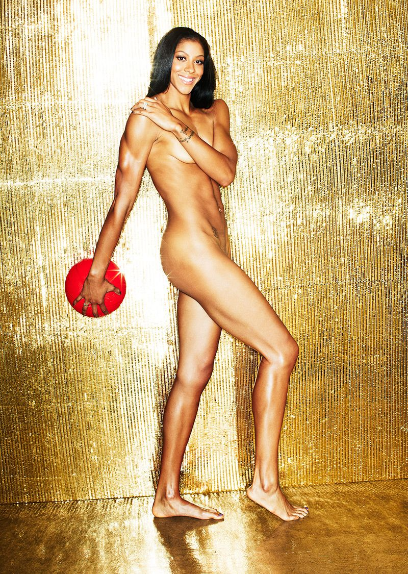 Candace parker espn body issue