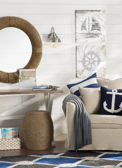 discover the absolute best rope mirrors and nautical mirrors for your coastal home we love