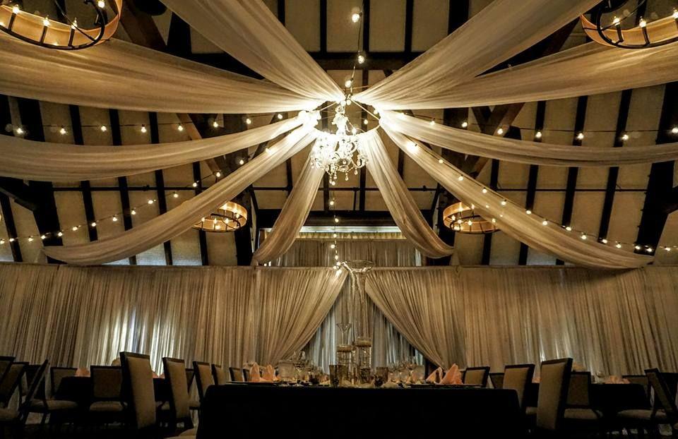 Wedding Reception 6 11 2016 Bcc Draping Lighting