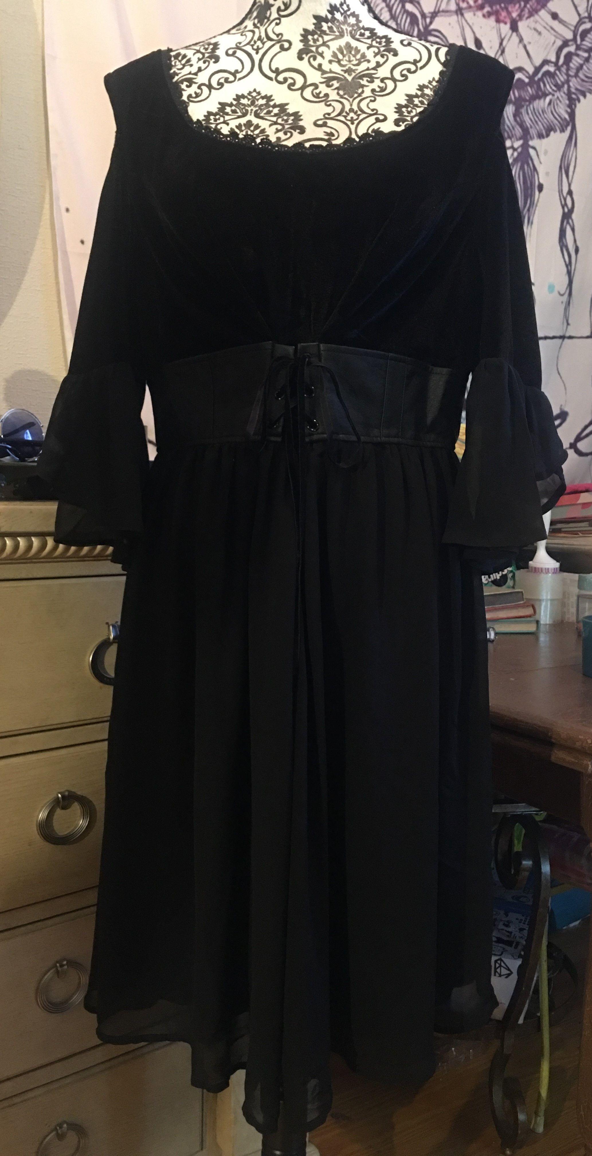 Never worn Beautiful Torrid Plus size corset dress size 16 ...