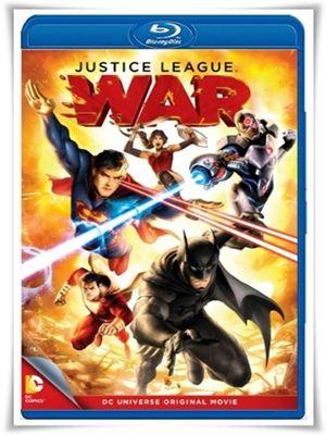 Justice League War (2014) 1080p BrRip Free Download Size