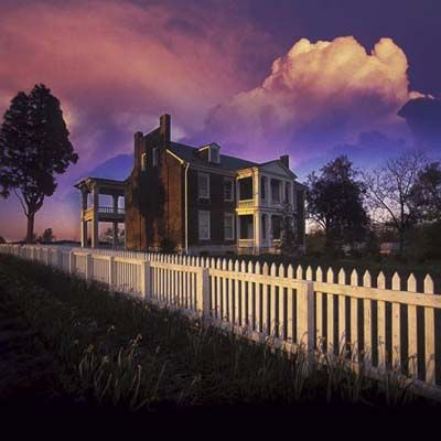 Haunted Historic Houses #historichomes