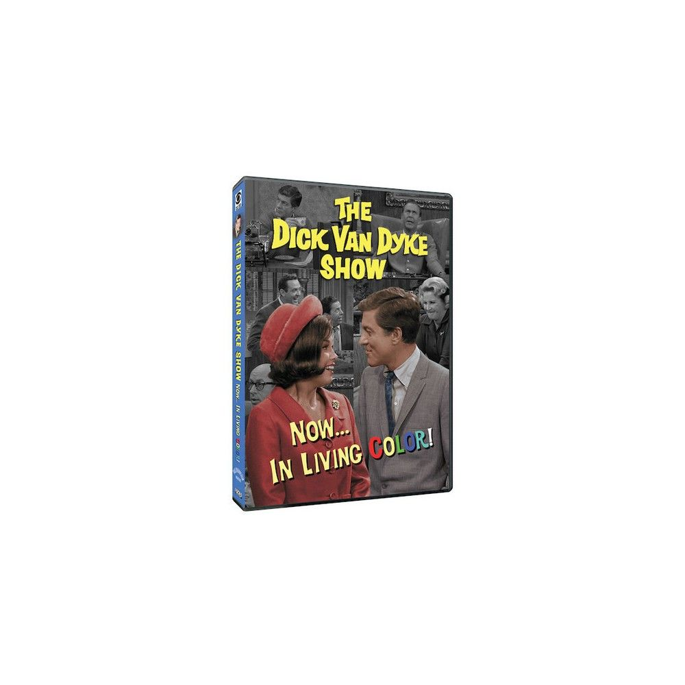 Dick Van Dyke Show: Now in Living Color (Dvd)