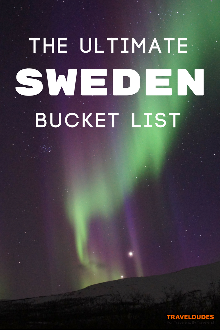 22 Exciting Things To Do In Sweden Sweden Travel Sweden Scandinavia Travel