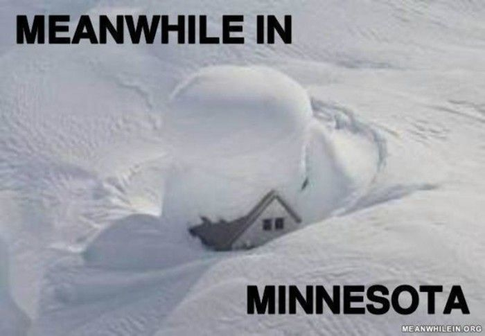 Funny Memes For Winter : Here are 10 jokes about minnesota that are actually funny