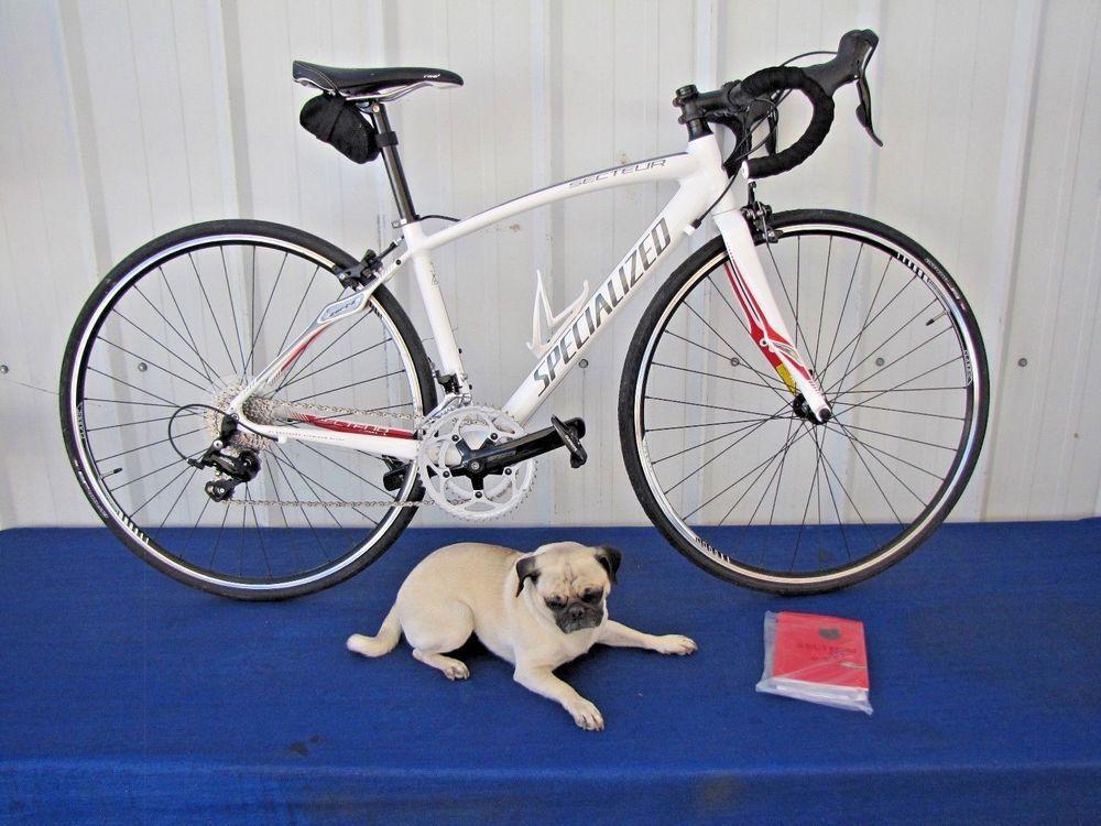 1521d80ac49 2013 Specialized Secteur Sport Compact Size 49cm XS White 9 spd ...