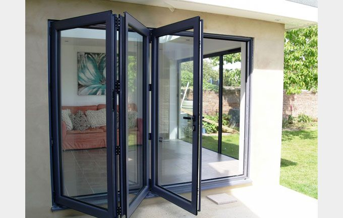 Different Types Of Exterior Folding U0026 Sliding Patio Doors U2014 Interior U0026 Exterior  Doors Design