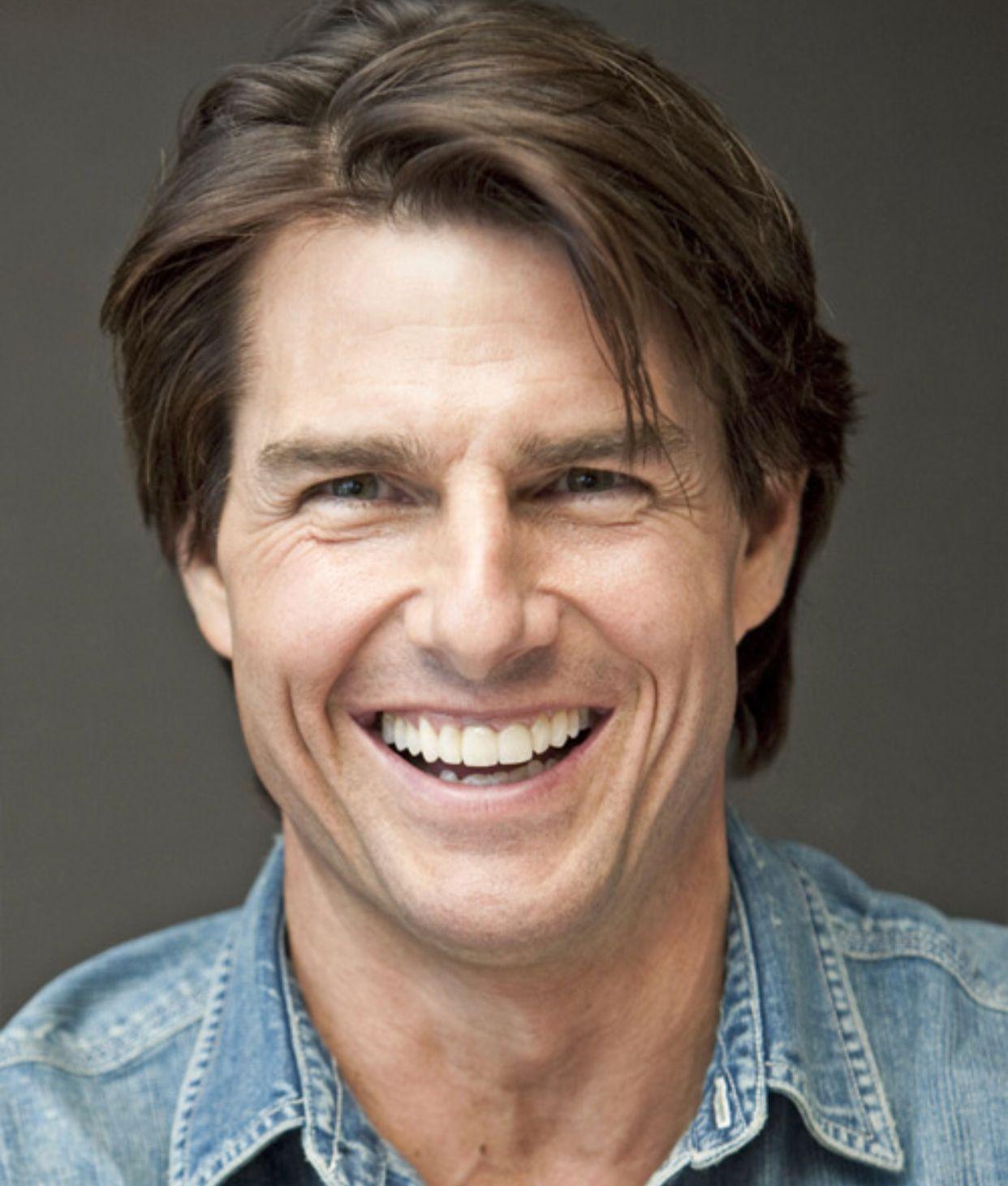 Tom Cruise Tom Cruise Haircut Tom Cruise Hair Tom Cruise Teeth
